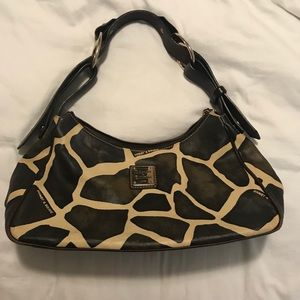 Printed Dooney and Bourke Purse